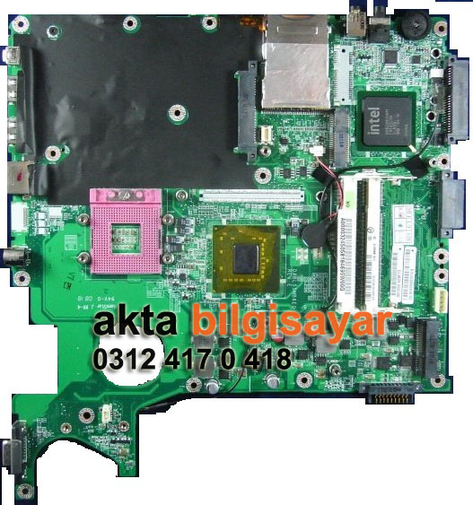 TOSHIBA-SATELLITE-A300-İNTEL-ANAKART-NO-VGA-965GM